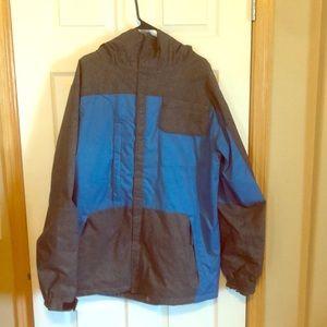 686 snowboarding jacket